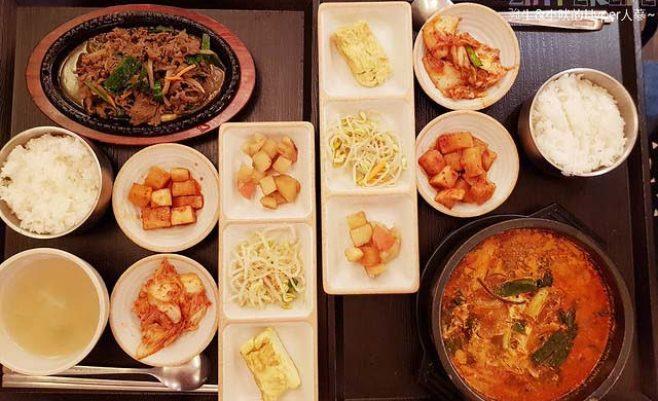 2019 07 22 221334 658x401 - 韓家正宗韓國料理│喜愛韓式料理的人平日也有200元有找的商業套餐可以吃啦!