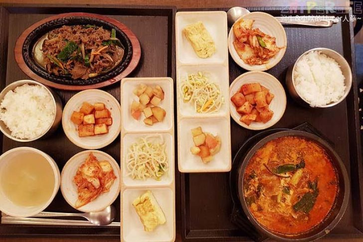 2019 07 22 221334 728x0 - 韓家正宗韓國料理│喜愛韓式料理的人平日也有200元有找的商業套餐可以吃啦!