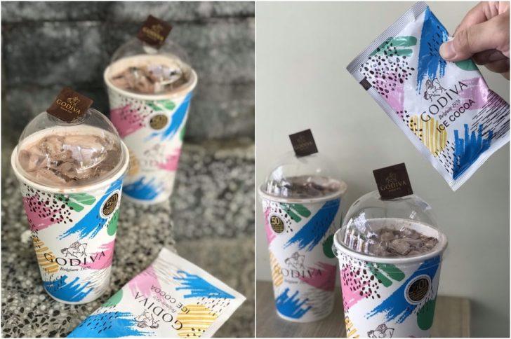 2019 07 29 160713 728x0 - Godiva經典冰可可周三正式開賣!買飲料多送一片巧克力,平均每間7-11只有109杯~