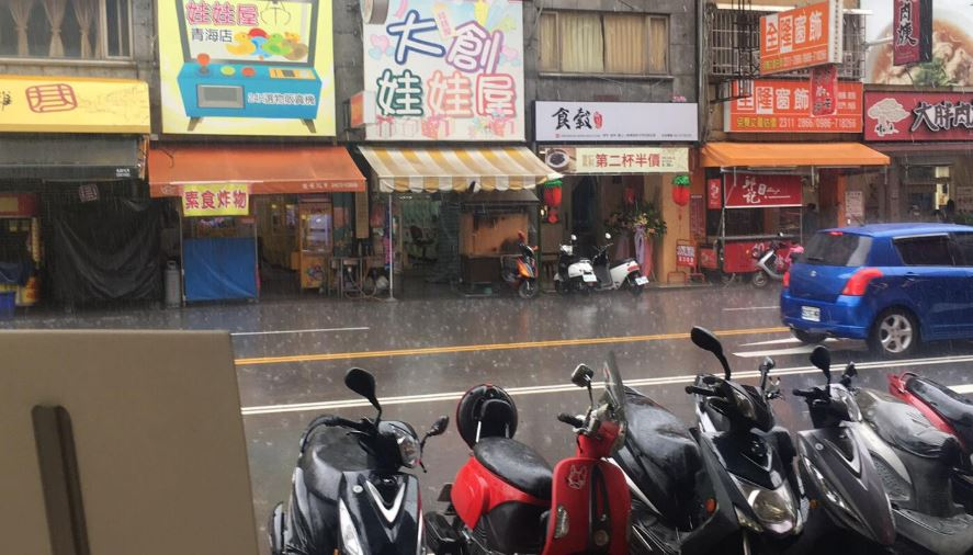 2019 08 17 172231 - 風雨無阻!大慶夜市今日8月17日正常開幕,你會冒雨前往嗎?(文更新