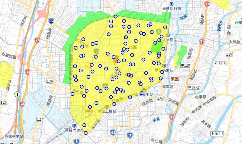 2019 08 13 221215 - 台中這10區將於8月20日起停水減壓23~46小時,請民眾事先儲水做好準備