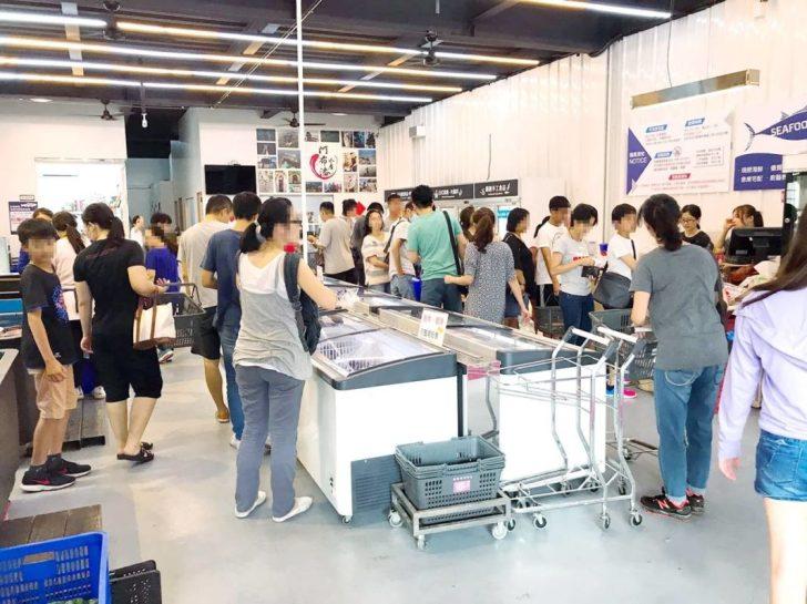 2019 08 15 183348 728x0 - 熱血採訪|阿布潘水產,台中市區也有超大專業水產超市!中秋烤肉食材一次買齊