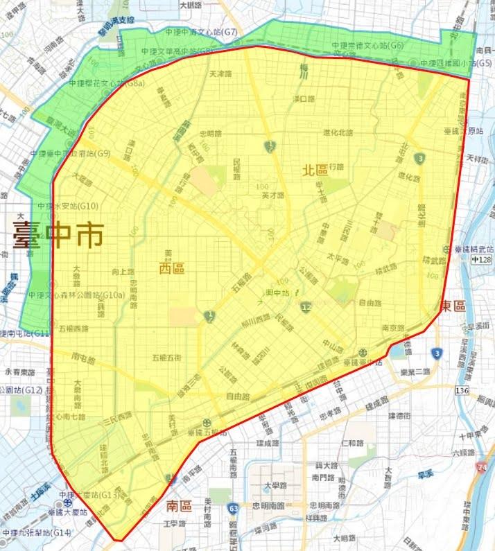 2019 08 19 182003 - 20日台中市大規模停水!超過百處臨時供水站快筆記