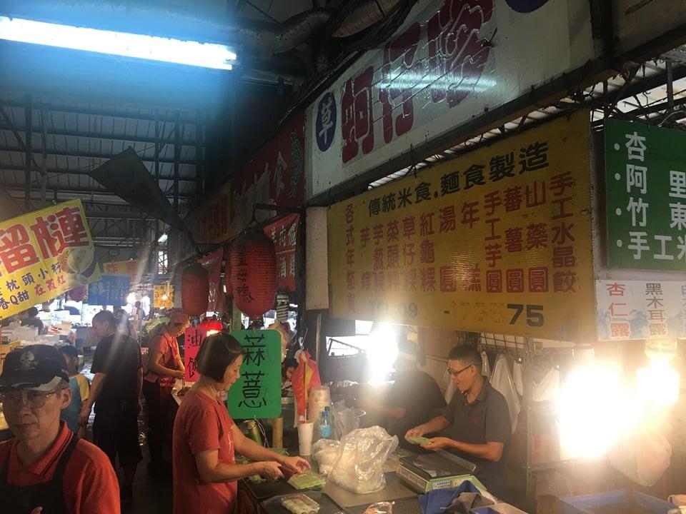 2019 09 02 151628 - 北平路黃昏市場美食,壽司、烤鴨、滷味都在這