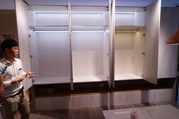 2019 10 04 215811 - 熱血採訪│台中老屋裝潢,如何挑選台中系統家具?窩百態系統家具參訪直擊