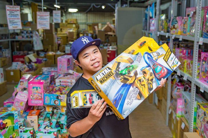 2019 11 15 230711 728x0 - 熱血採訪│台南超便宜玩具批發來囉~只有兩週限時清倉,沒事千萬不要走進來!