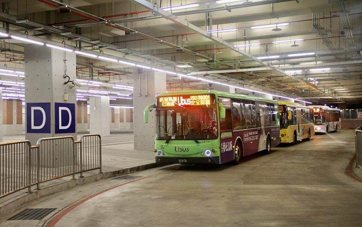 2019 11 30 082502 728x0 - 台中轉運中心進駐12條公車路線 火車轉乘前往逢甲、一中商圈、崇德北屯路線更便捷
