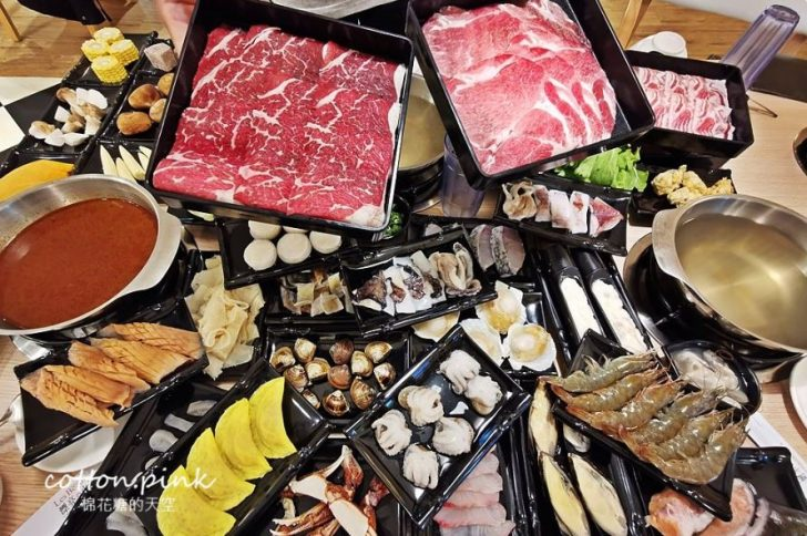 2019 12 31 193125 728x0 - 熱血採訪│台中火鍋吃到飽,這家超過七十種食材任你吃,海鮮就超過20種的漂亮火鍋