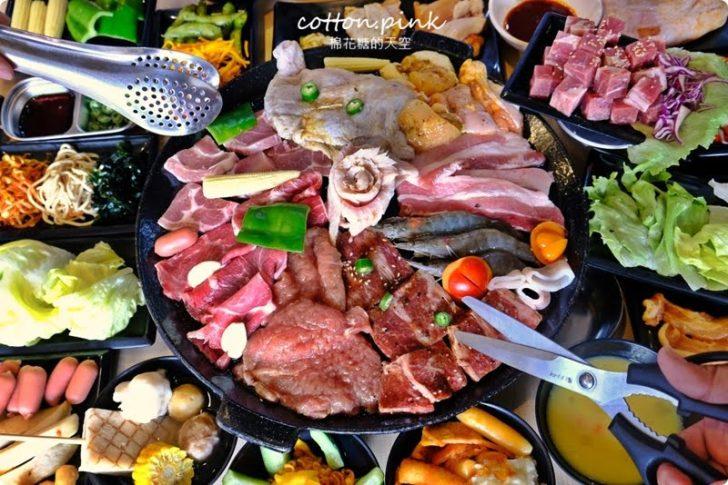2020 01 09 122507 728x0 - 熱血採訪│肉鮮生MR.M.EAT台中韓式烤肉吃到飽來囉!肉品種類多,滿滿人潮排到門口