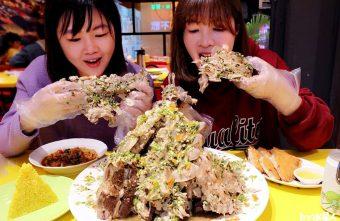 2020 01 21 180603 340x221 - 熱血採訪|泰辛火山排骨,台中也能吃到曼谷夜市爆紅美食,巨無霸浮誇排骨山,大口吃肉超過癮