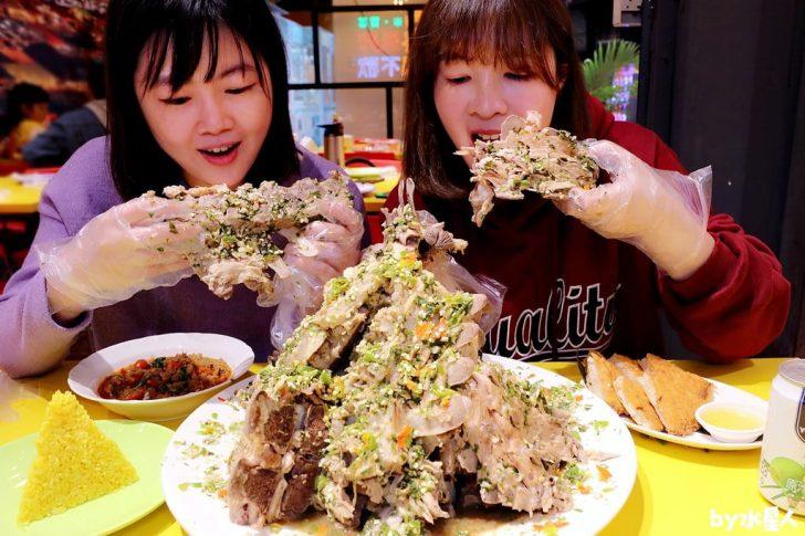 2020 01 21 180603 728x0 - 熱血採訪|泰辛火山排骨,台中也能吃到曼谷夜市爆紅美食,巨無霸浮誇排骨山,大口吃肉超過癮