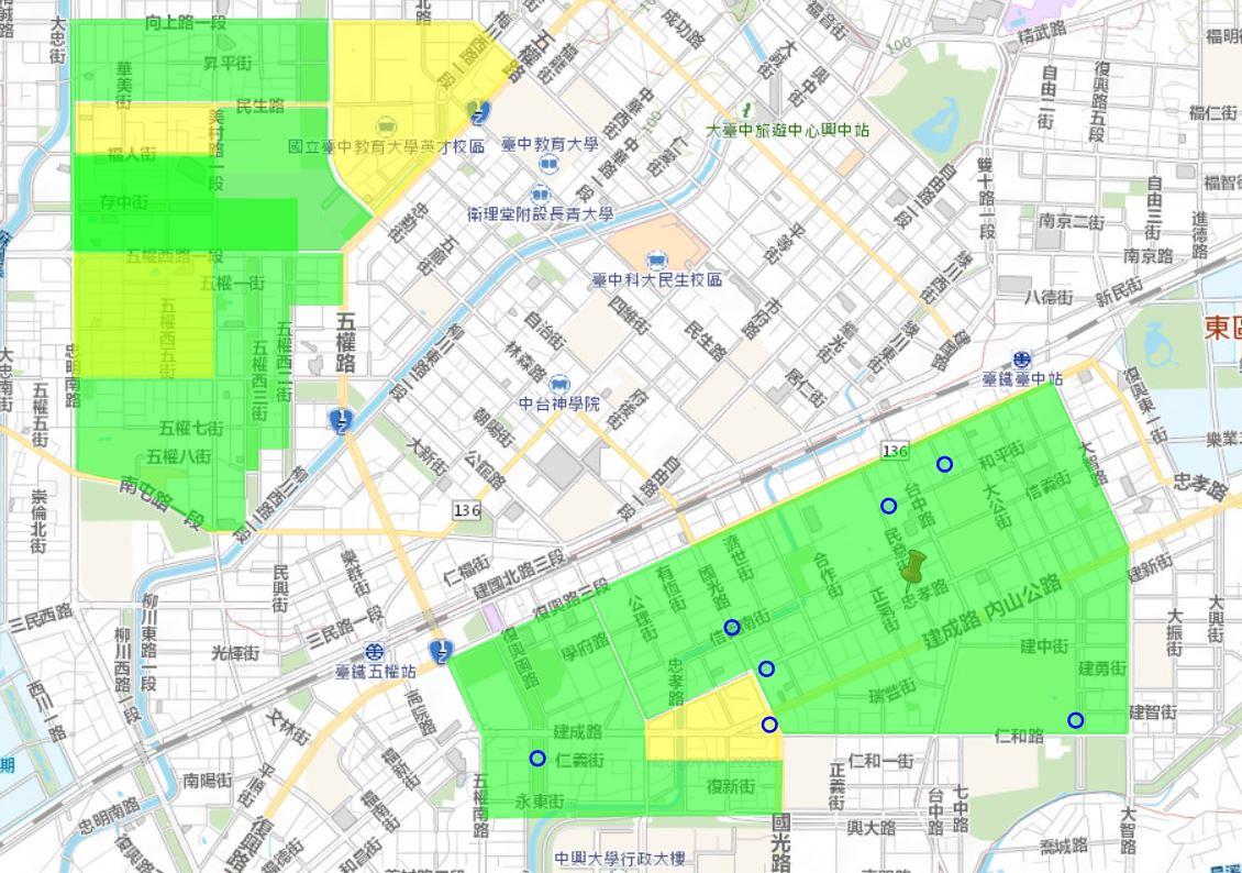 2020 03 13 160812 - 台中這兩區3月17日停水減壓20小時,請民眾事先儲水做好準備
