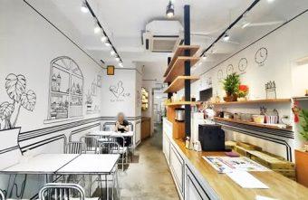 2020 04 24 004223 340x221 - 一起ㄔ雞~黑白漫畫風格的美式炸雞店,飲料、炸雞、炸物、簡餐通通有,還有炸全雞,近審計新村