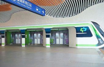 2020 09 09 110812 340x221 - 這個捷運站出入口不一樣!台中綠線捷運站出入口成電聯車廂模樣,好有趣!
