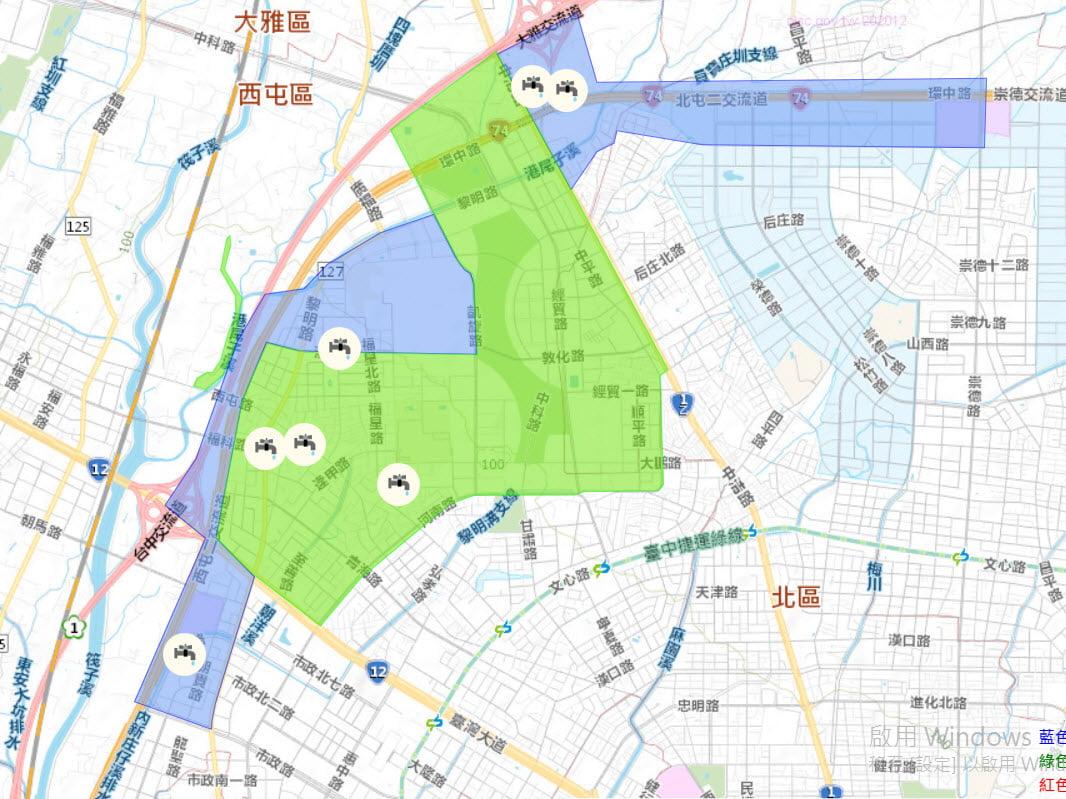 2021 01 13 223100 - 台中這兩區1月20日停水減壓23小時,請民眾事先儲水做好準備